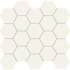 Мозаика Tubadzin All in white / white 28,2x30,6