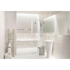 Плитка Tubadzin All in white Sciena White 2 STR 29.8 x 59.8
