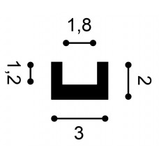 Карниз под подсветку Orac Decor CX190