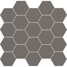 All in white Mozaika Grey 28.2 x 30.6