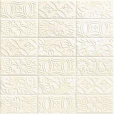 Плитка 10*20 Velvet Deco Bianco