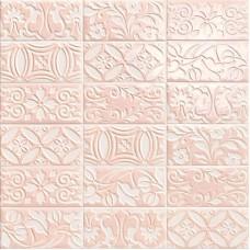 Плитка 10*20 Velvet Deco Pink