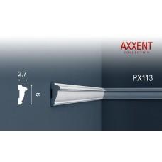 молдинг гладкий orac axxent px113