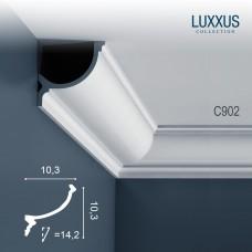 карниз для скрытого освещения ORAC Decor C902 LUXXUS