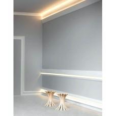 карниз для скрытого освещения, карниз Orac Decor C371