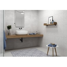 Плитка Pamesa Ceramica Essentials Helms RLV Blanco 250x500