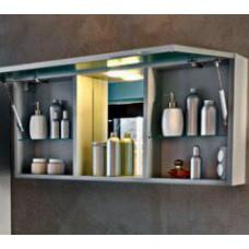 Kolpa San Hana TOH 105 зеркальный шкафчик с подсветкой