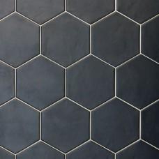 Плитка 17,5*20 Hexatile Negro Mate 20338