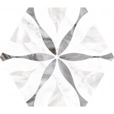 Плитка 17,5*20 Bardiglio Flower 23772