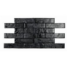 Плитка 7*28 Brick Wall Negro