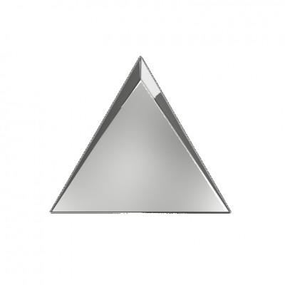 Декор 15*17 Cascade Silver Glossy