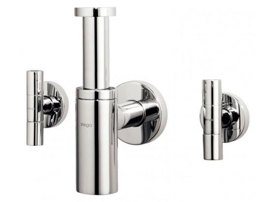 Слив-перелив Viega Multiplex 308889 / Сифон для умывальника латунный Viega 100674 / Слив-перелив Viega Simplex 285357 для ванны автомат 560мм / Сифон Simplex для ванны (311537) / Viega 366681 Сифон для умывальника с универсальным сливом, хром / Сифон Multiplex для ванны 725 мм, без накладок (111069) / Сифон Tempoplex для душа 90мм, сухой затвор (575601) / Сифон Viega Multiplex Trio подача воды через перелив, 560мм (679187) / Комплект полусифон Eleganta 1 с вентилями (492489)